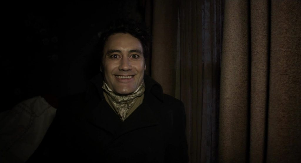 Taika Waititi dans What We Do in the Shadows