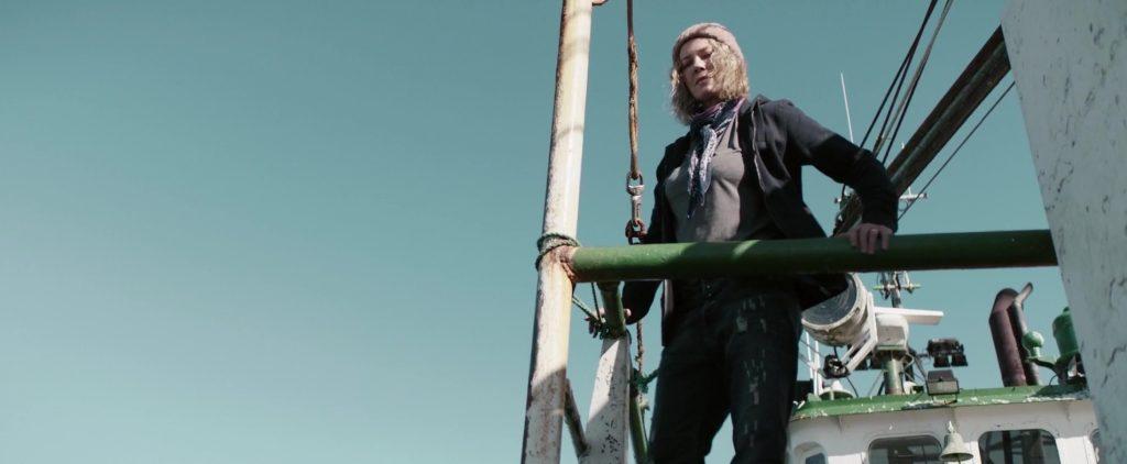 Connie Nielsen dans Sea Fever