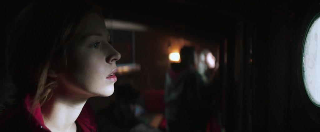 Hermione Corfield dans Sea Fever