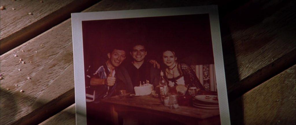 Vincent Cassel, Ben Chaplin et Nicole Kidman dans Nadia (Birthday Girl)