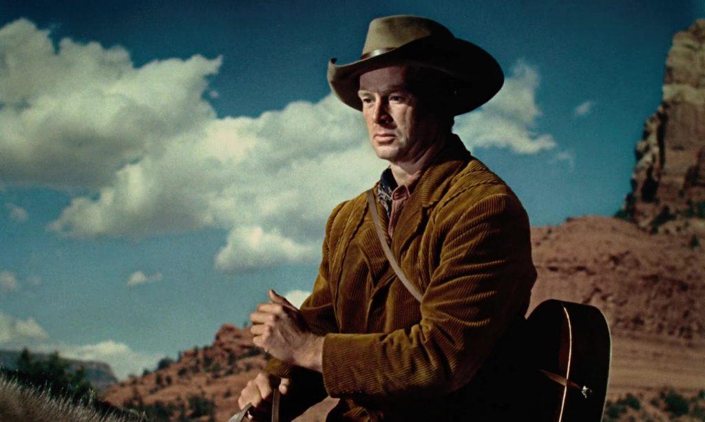 Sterling Hayden dans Johnny Guitare