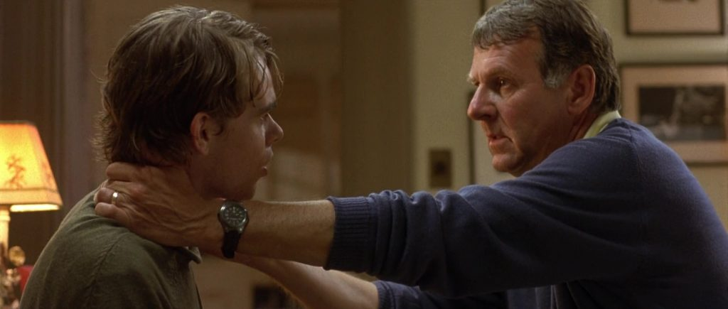 Nick Stahl et Tom Wilkinson dans In the Bedroom