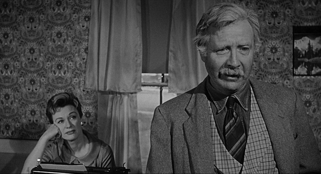Eve Arden et Arthur O'Connell dans Autopsie d'un meurtre