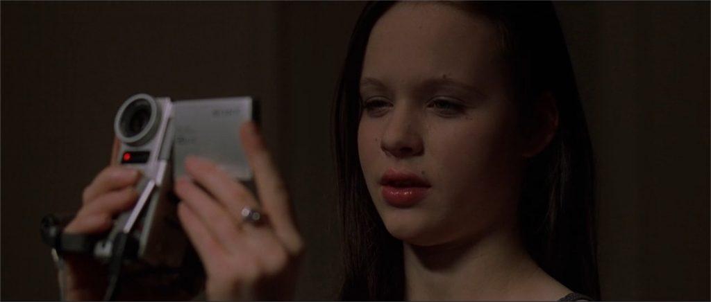 """Thora Birch dans """"American Beauty"""""""
