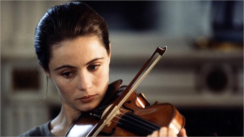 Emmanuelle Béart dans Un Cœur en hiver