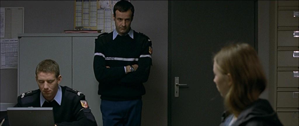 "Patrick Dell'Isola face à Isild Le Besco dans ""Roberto Succo"""