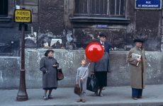 Le Ballon rouge : réécriture de la musique originale