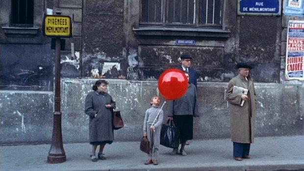 Le Ballon rouge (1956), d'Albert Lamorisse