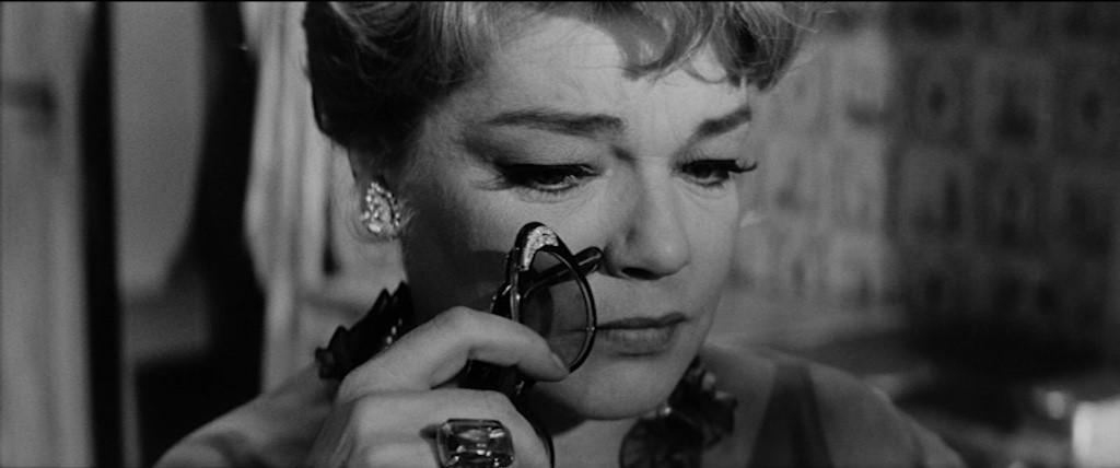"""Simone Signoret dans """"Compartiment tueurs"""""""