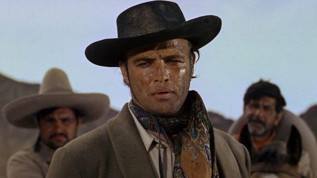 """Marlon Brando dans """"Vengeance aux deux visages"""""""