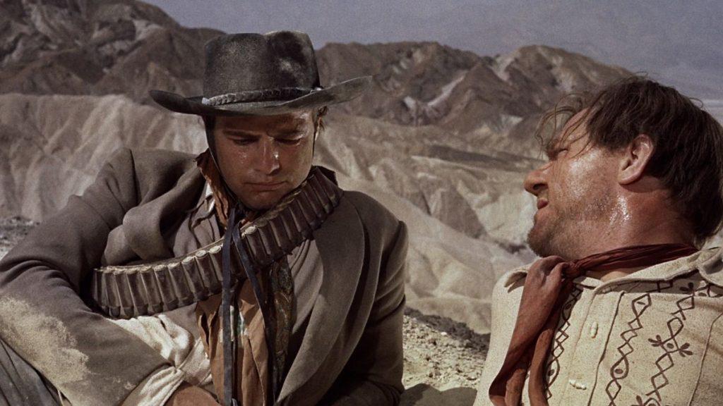 """Marlon Brando et Karl Malden dans """"La Vengeance aux deux visages"""""""