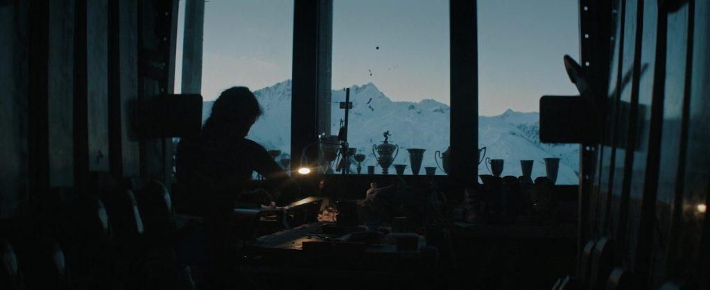 "Noée Abita dans ""Slalom"""
